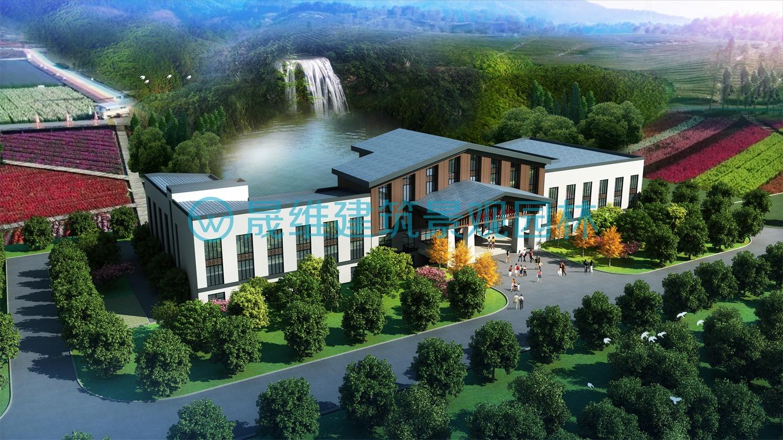 微山岛文化酒店设计
