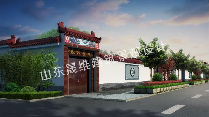 梁山专业景观园林绿化设计公司
