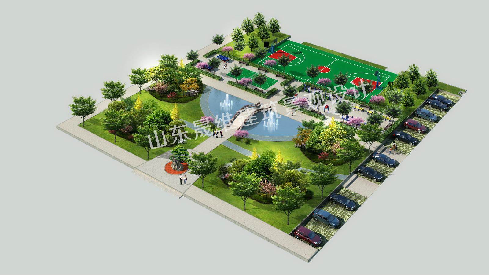 梁山哪里有园林建筑小品设计公司