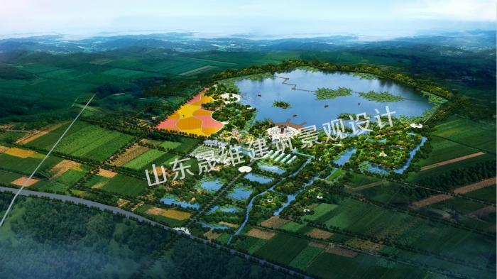 济宁公园景观设计