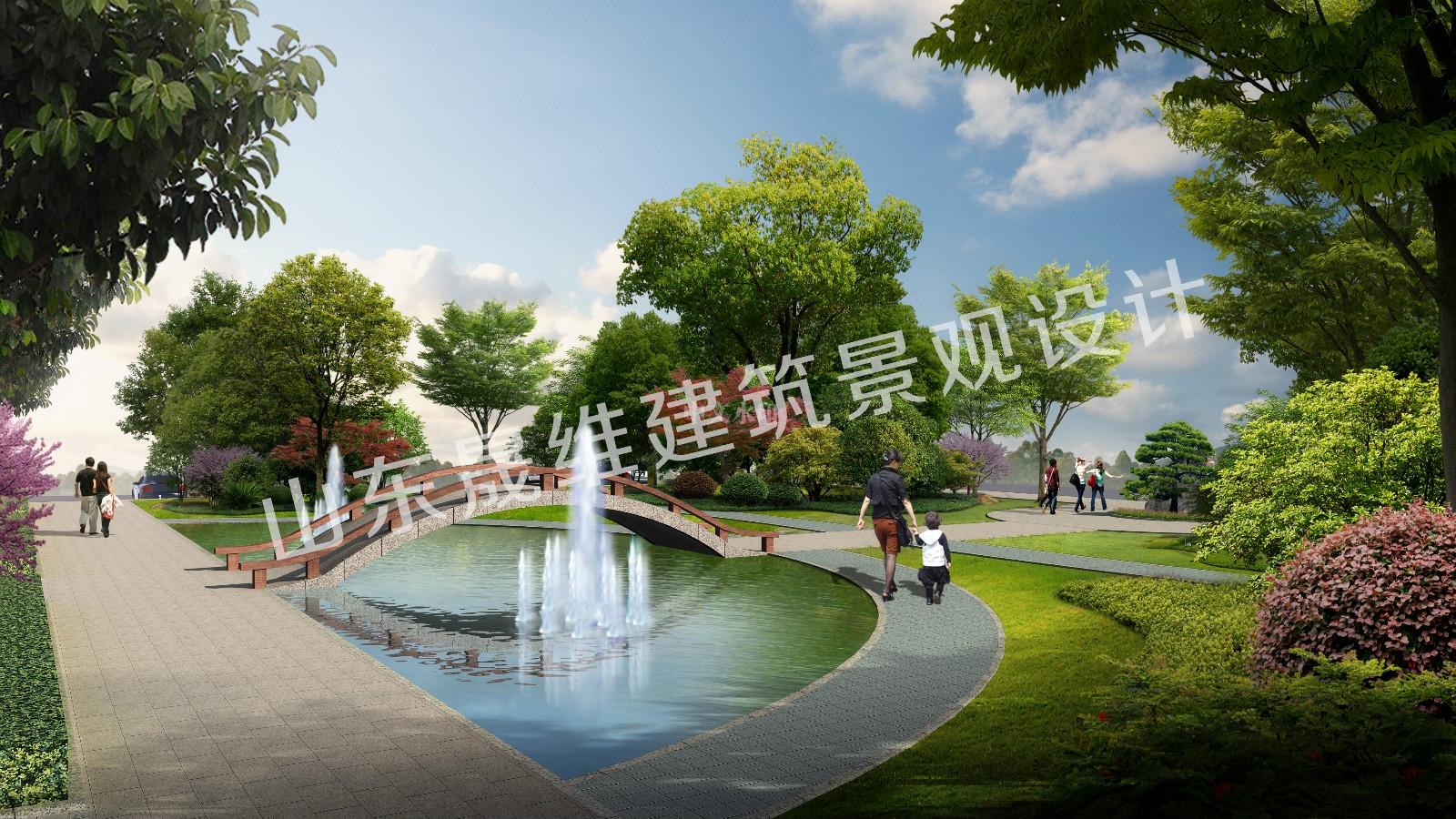 泰安景观设计