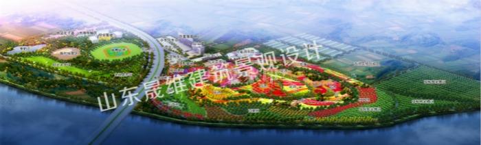 花海景区设计
