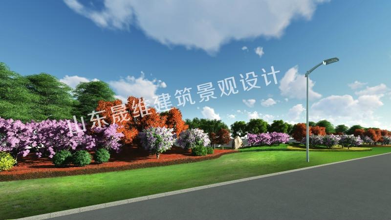 工厂景观设计
